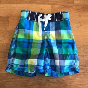 Infant swim trunks